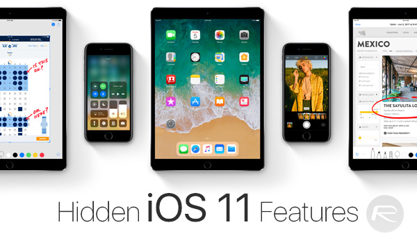 Apple iOS 11 Hidden Features & Release Date
