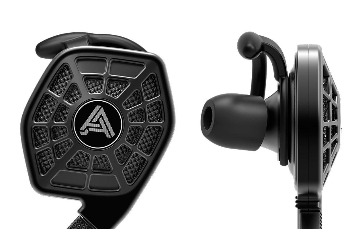 Audeze in-ear headphones