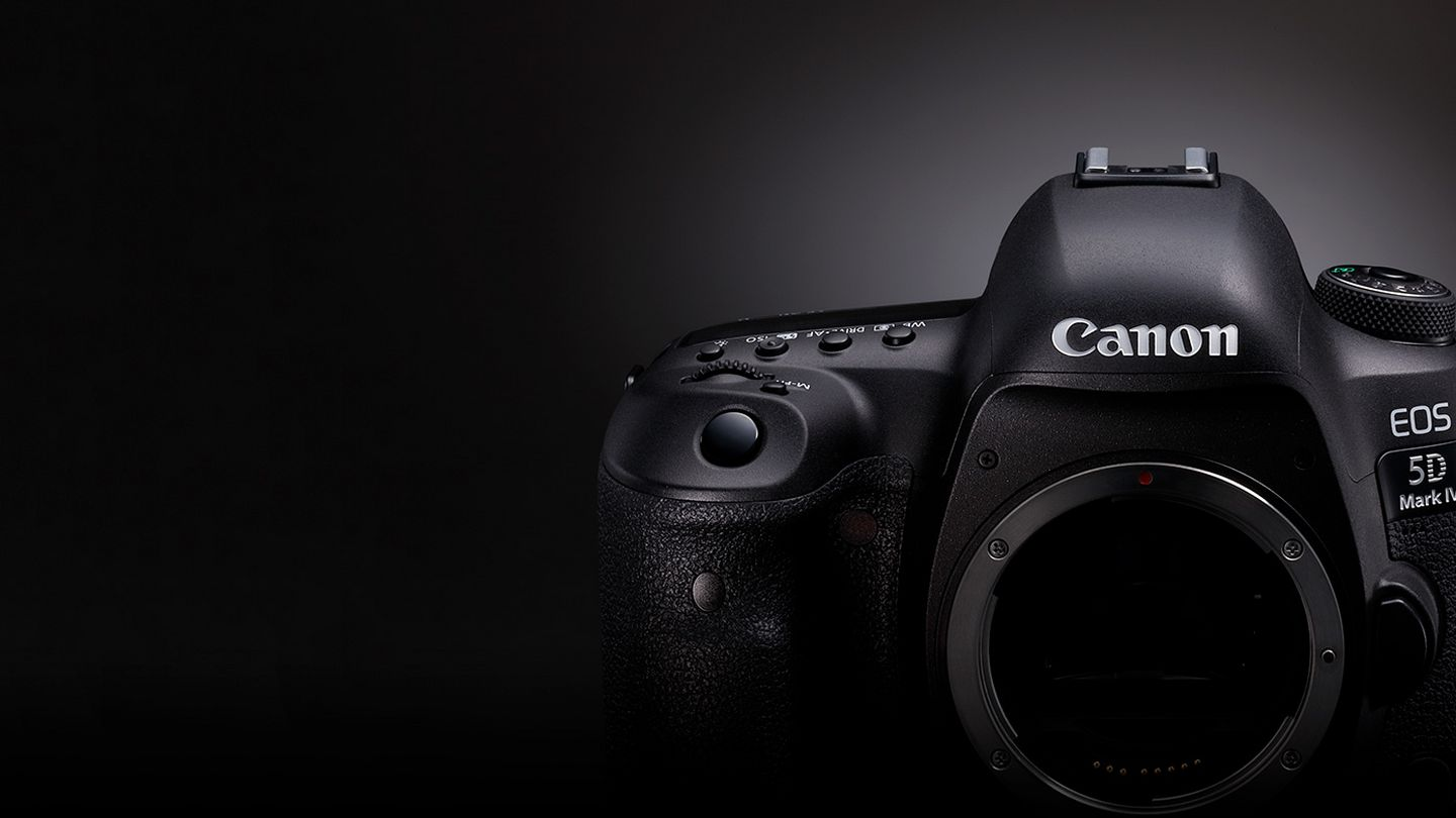 Canon EOS 5D (Mark IV)