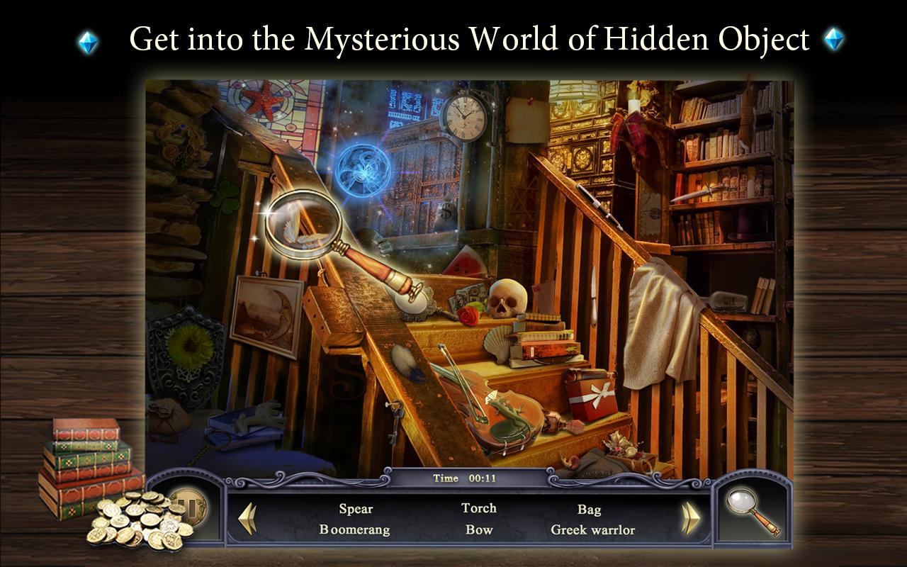 Enjoy a hidden game