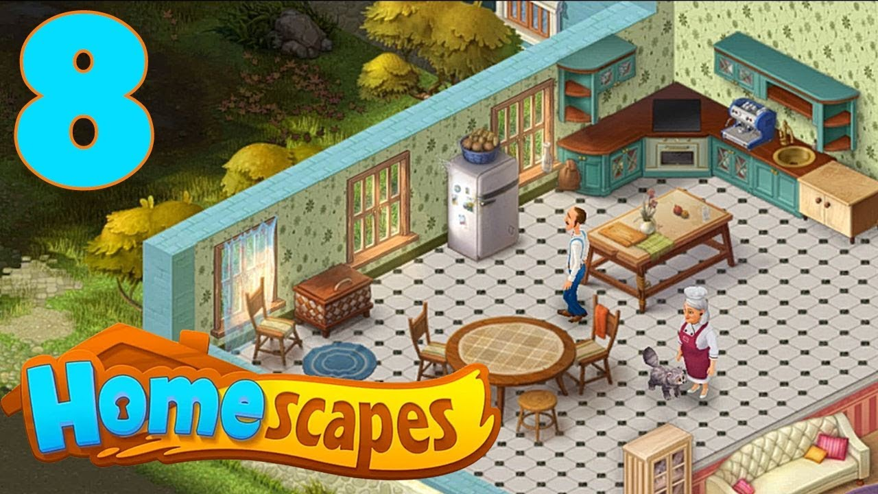 Homescapes Android and iOS Apps Weekly Roundup
