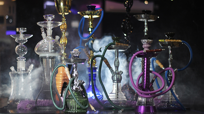 Different Types of Hookahs You Need to Know About